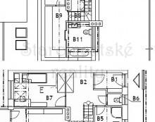 3 izb., 93,6m2, 3/3 posch., Gaštanova, Juh